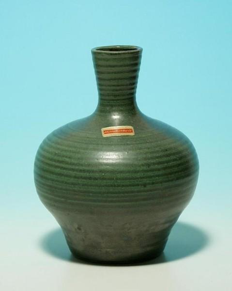 Töpferhof Römhild Keramik Vase 1970er J. 15 cm