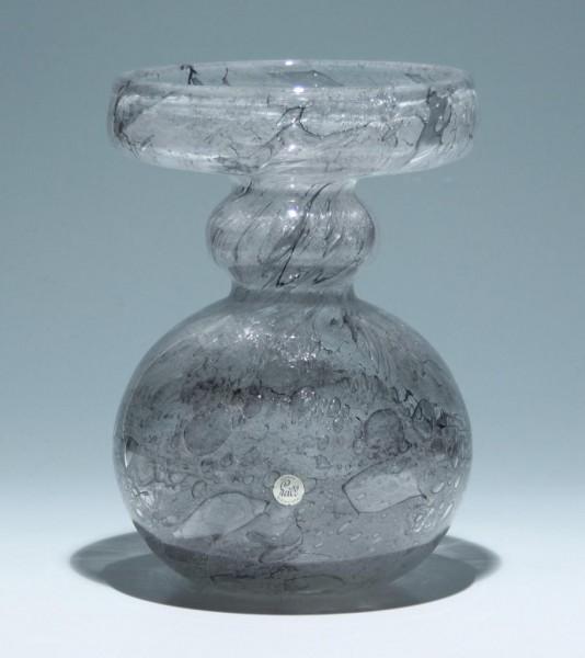 Große Vase SCHLEIERGRAPHIT - Peill circa 1970