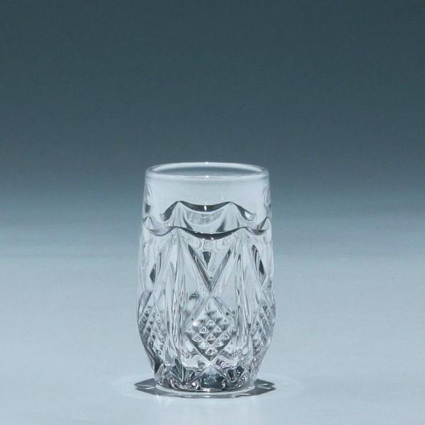 Nachtmann Katharinenhütte Bleikristall Schnapsglas BURG LINDAU