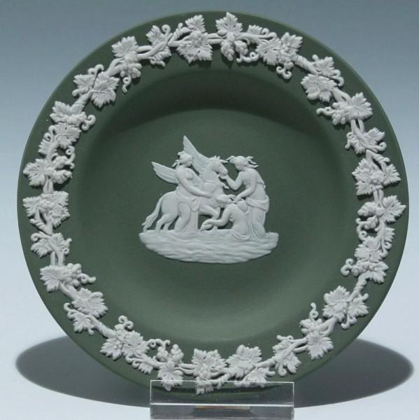 Kleiner Wedgwood Jasperware Teller - 17 cm