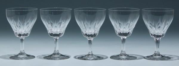 5 Spiegelau Kelchgläser Form wie DIPLOMAT 1950er Jahre 12 cm