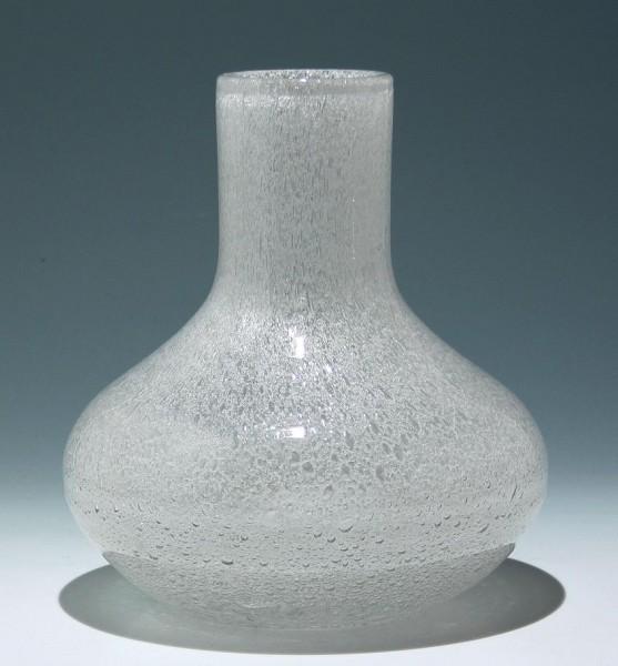 Große Vase ARKTIS Entwurf C. F. Joosten Schott in Zwiesel circa 1960-70 4 kg