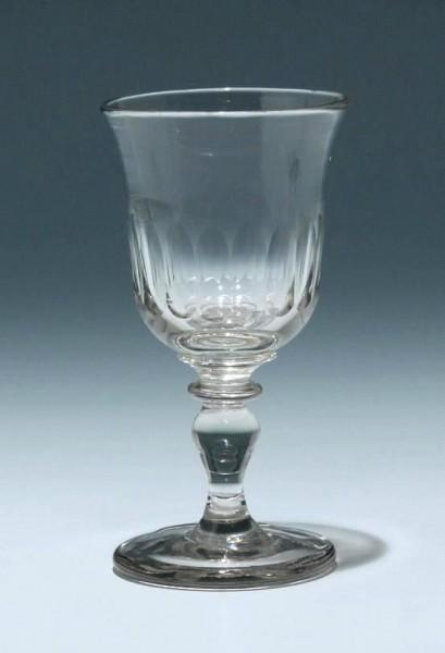 Kelchglas Frankreich 19. Jh. - 12,8 cm