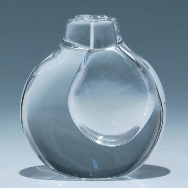Kristallvase OPUS signiert Kosta Wärff