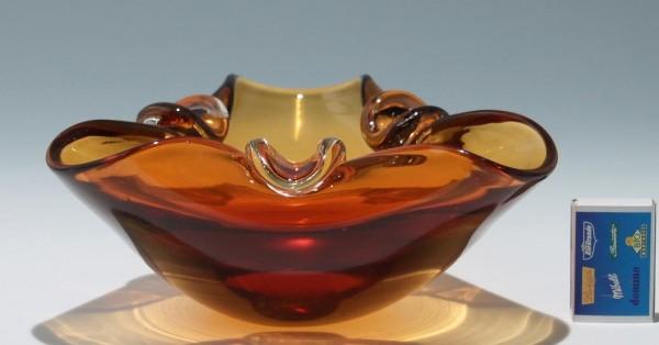 Großer Murano Glas Ascher 1960er Jahre - 2,1 kg