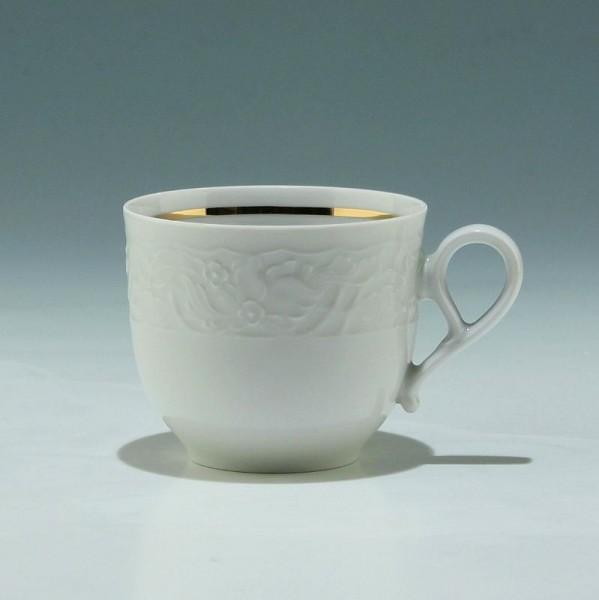 Mitterteich Kaffeetasse PRINZESS GOLD