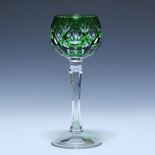 Nachtmann Überfangrömer BAMBERG - smaragd