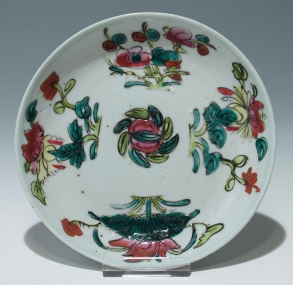 Chinese Porcelain Dish - 17 cm - early 20th C.