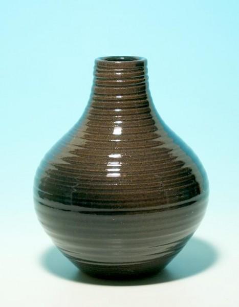 Töpferhof Römhild Keramik Vase 1970er J. 14,7 cm