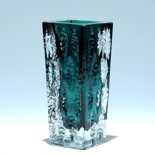 Ingridhütte ROCK-KRISTALL Vase 1960er Jahre