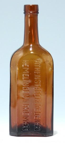 Flasche ATHENSTAEDT & REDEKER HEMELINGEN