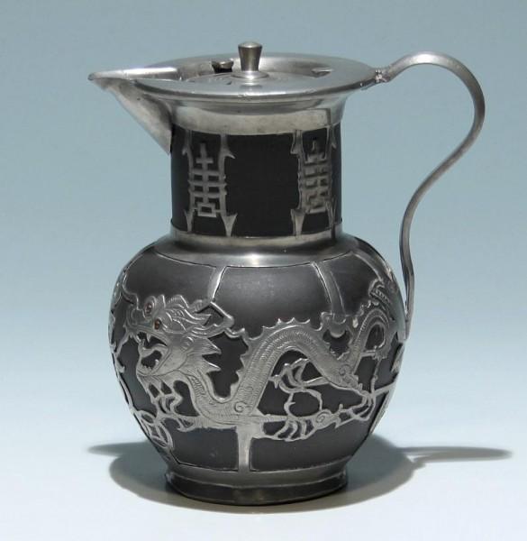 Wen Hua Shun Yixing Teapot, Wen Hai Wei City - 1st Half of 20th C.