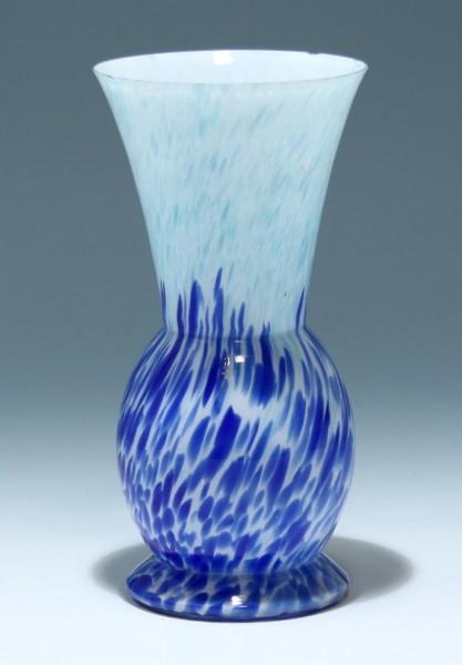 Art Deco Vase Böhmen um 1920 - bestoßen