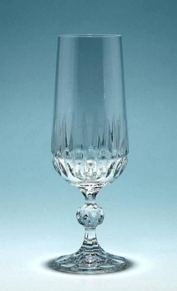 Crystalex Kelchglas CLAUDIA mit Schliff 17 cm