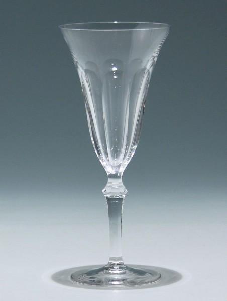 Bleikristall Sektglas 18,9 cm - Mitte 20. Jh.