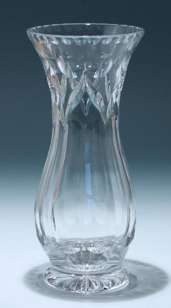 Große Bleikristallvase 1980er Jahre - 2,2 kg