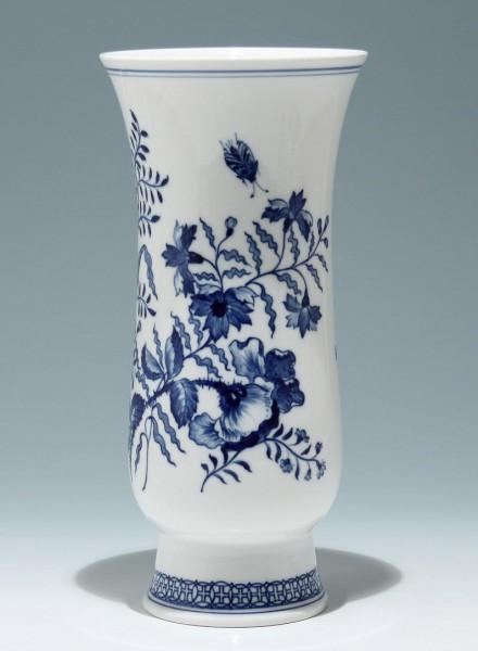Meissen Vase mit chinesischer Blaumalerei - 29 cm / II. Wahl