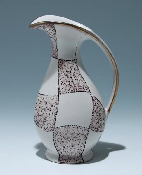 Übelacker Keramik Vase Modell 398 1954