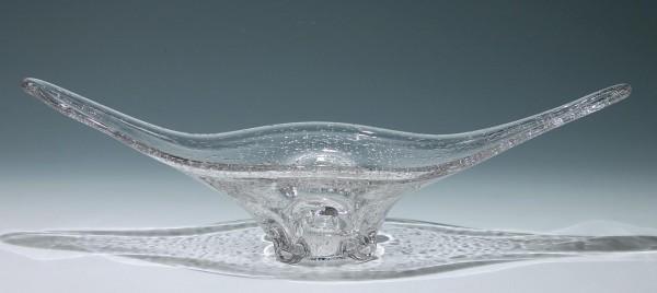 Bleikristall Schale CRISTALLERIES DE LA BRESLE - 58 cm