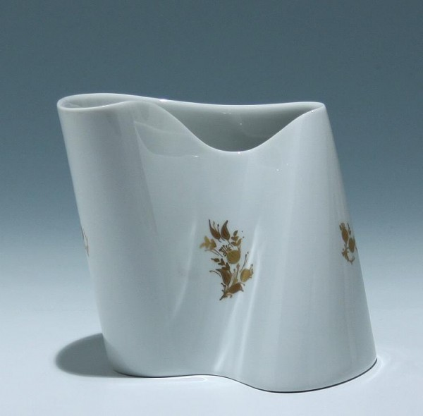 Rosenthal Vase signiert Barbara Brenner - 1980er Jahre