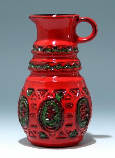 Übelacker Keramik Vase 1733/24 1960er Jahre