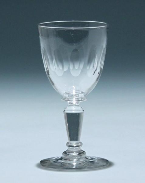 Kelchglas Frankreich circa 1900 - Höhe 12,1 cm