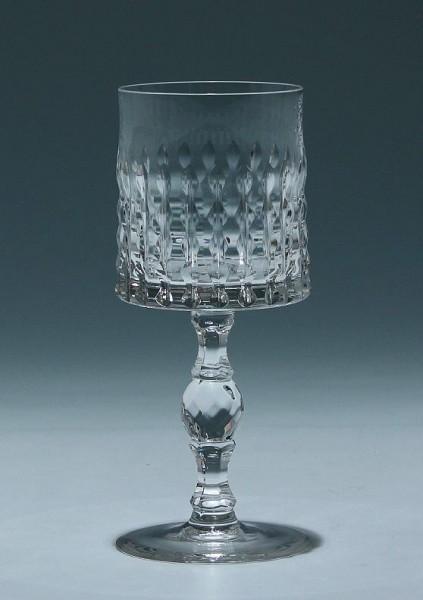 Thomas Bleikristall Weinglas 1960er Jahre - 15 cm-Copy