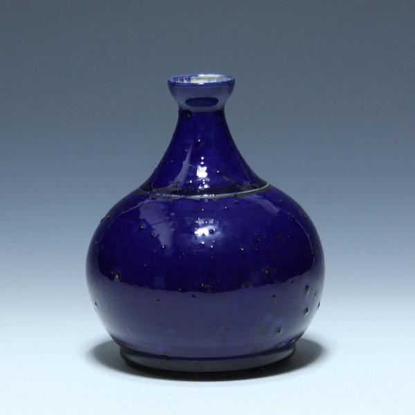 Moderne Keramikvase Karin und Walther Zander - 15,5 cm