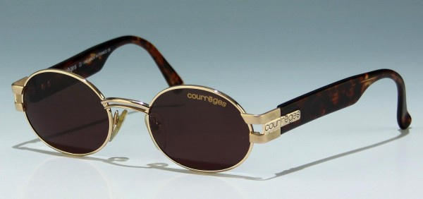 Vintage COURREGES Sunglasses Sonnenbrille 9600 A. 16