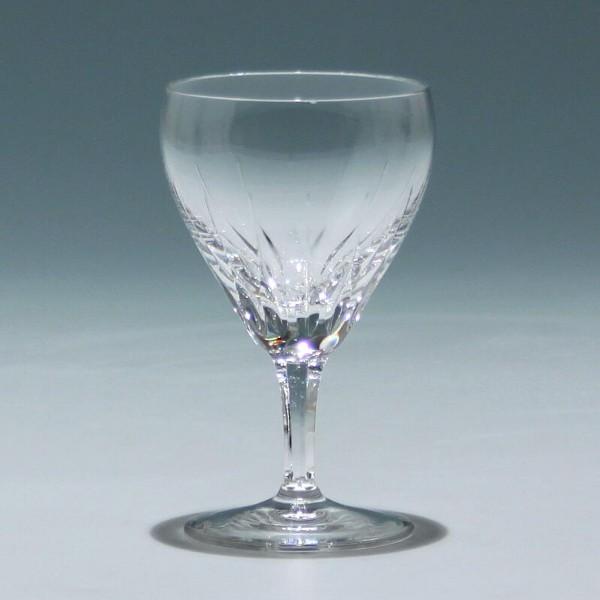 Josephinenhütte Südweinglas DORETTE 1950er Jahre