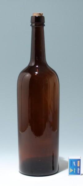 Übergroße Flasche 1950/60er Jahre - 46,5 cm.