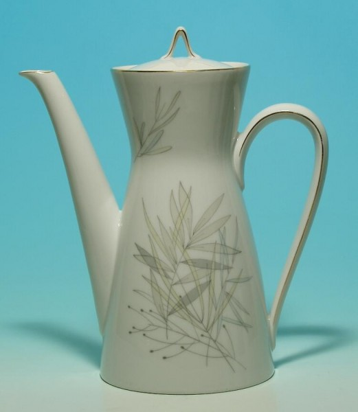 Große Rosenthal Kaffeekanne Form 2000 - GRÄSER