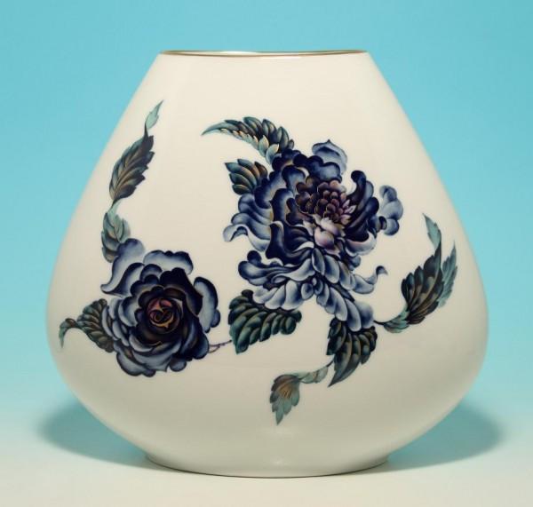 Große Vase - Heinrich & Co. Abt. Chiemsee circa 1950