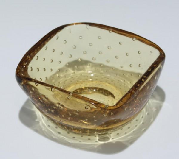 Glas Ascher - Kristallglaswerk Hirschberg 1960er Jahre