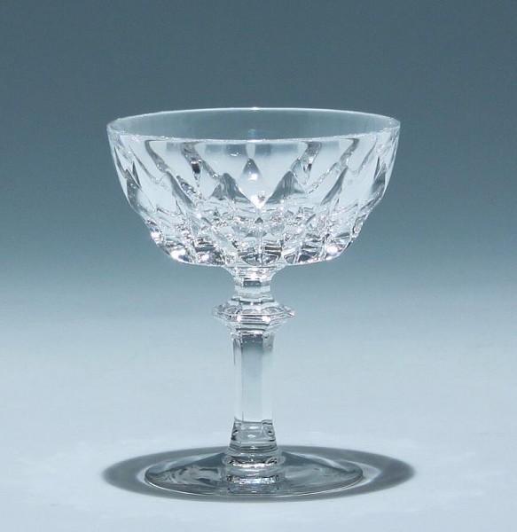 6 Nachtmann Bleikristall Kelchgläser CONTESSA - 15 cm