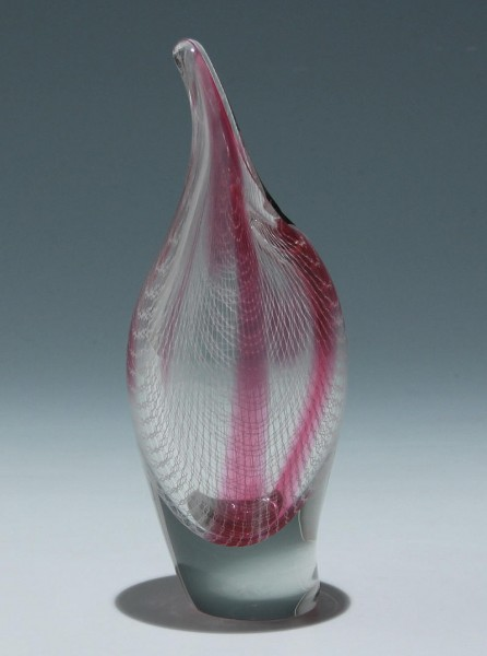 Harrachov HARRTIL Vase - Design Pulpitel + Metelak 1955