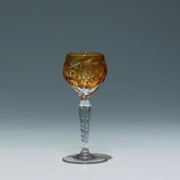 Nachtmann Bleikristall Likörglas TRAUBE - bernstein