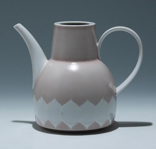 Rosenthal Kaffeekanne LOTUS altrosa - ohne Deckel