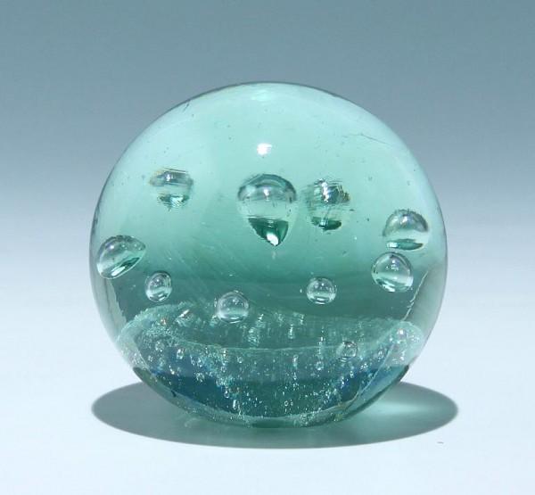 Schweres Paperweight mit Luftblasen - 800 Gramm
