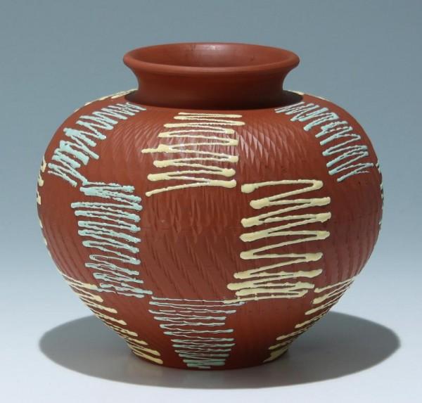 Keramik Vase Form 65-15 - 1950er Jahre