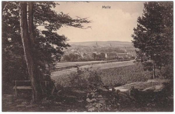 AK - MELLE - datiert 1909 #ak0122
