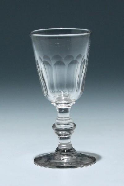 Kelchglas Frankreich 19. Jh. - Höhe 12 cm