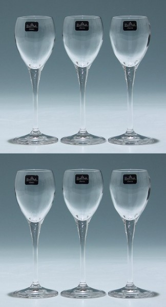 6 Rosenthal Sherrygläser BELCANTO - 15,9 cm