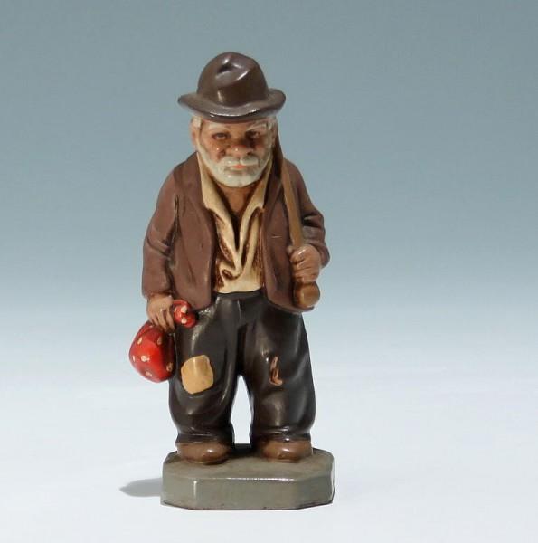 Alte Sonneberger Friedel-Figur WANDERER