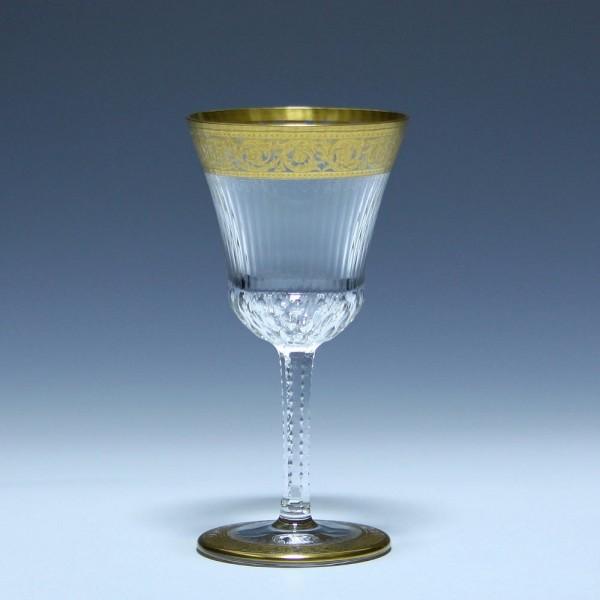 Saint-Louis Weinglas THISTLE GOLD - 15,4 cm