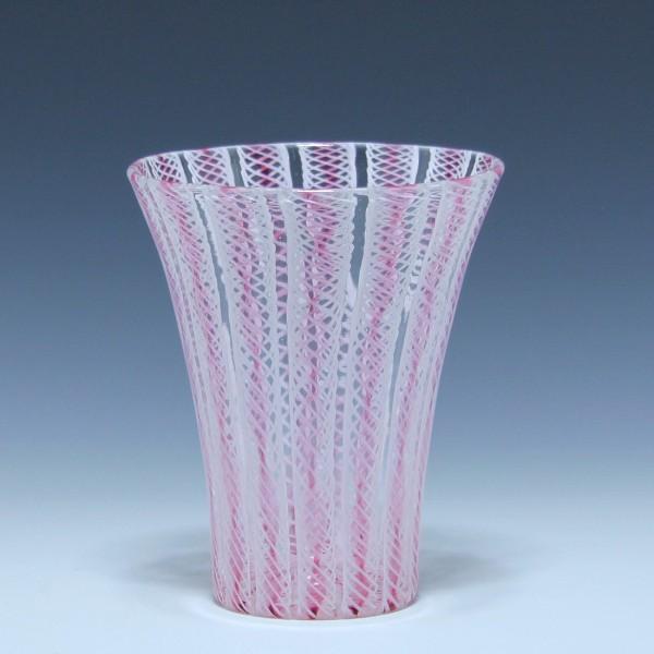 Murano ZANFIRICO Glass Vase - Venedig Italien Venezia Italy