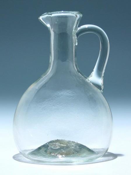 Große Flasche / Kanne mit Abriß GALLICO