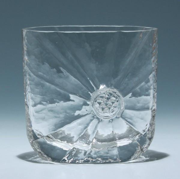 Sea Glasbruk Vase - Design Rune Strand 1960er Jahre