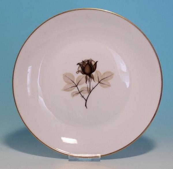 Rosenthal Kuchenteller Form 2000 - SCHATTENROSE