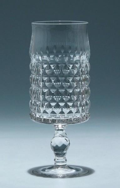 Thomas Bleikristall Weinglas 1960er Jahre - 16,6 cm-Copy-Copy